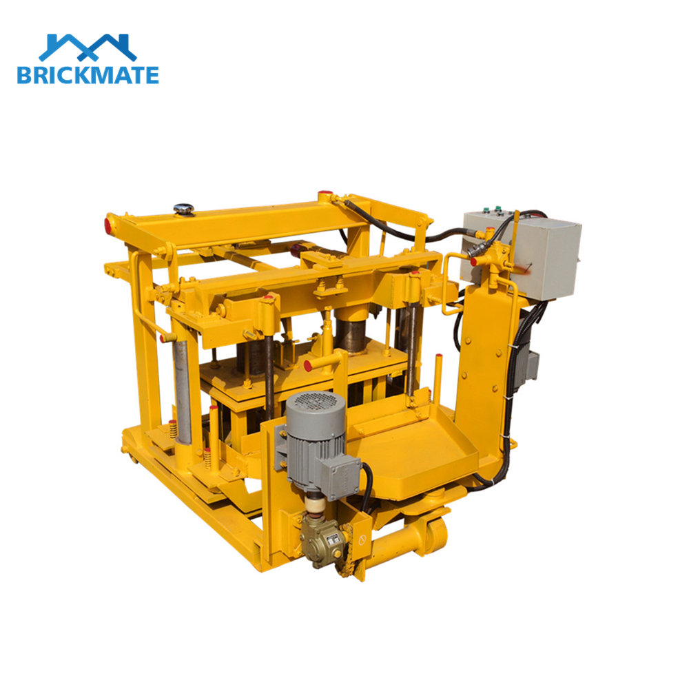 Small Egg Laying Machine 40-3A block machine Featured Image