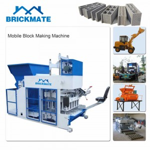 QTM12-25 Moving block machine
