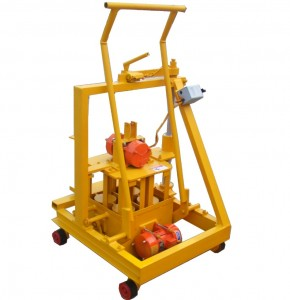 QT40-3C Mini block Machine