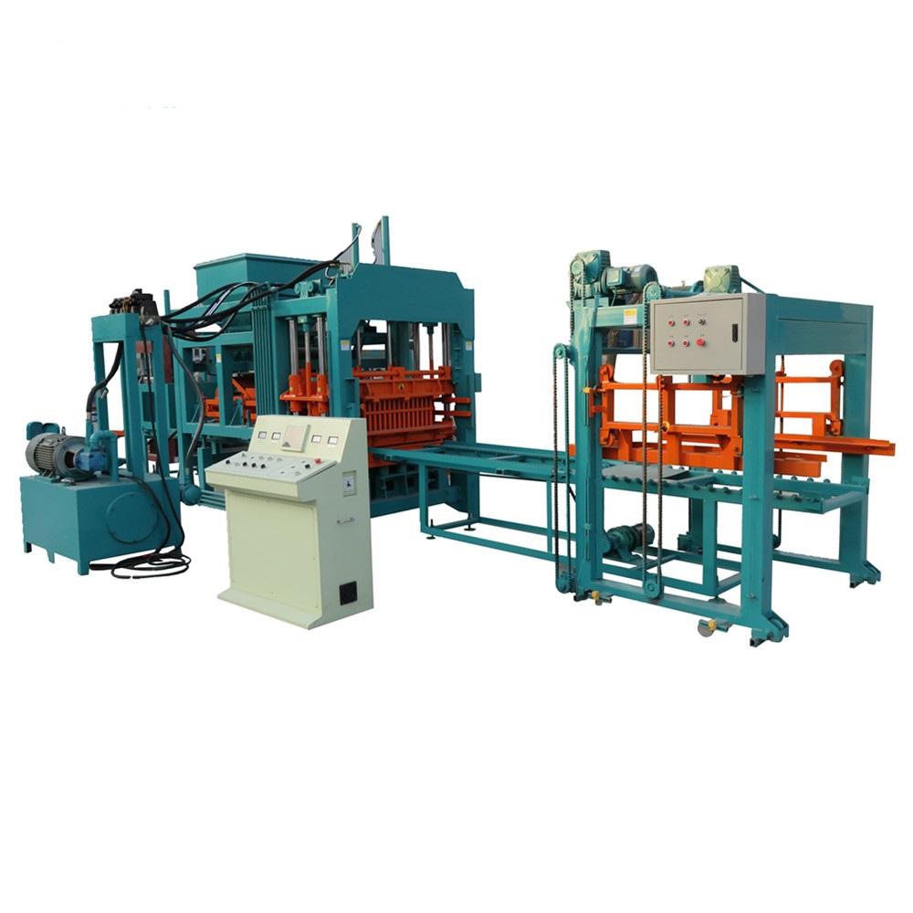 hollow block machine price in bangladesh