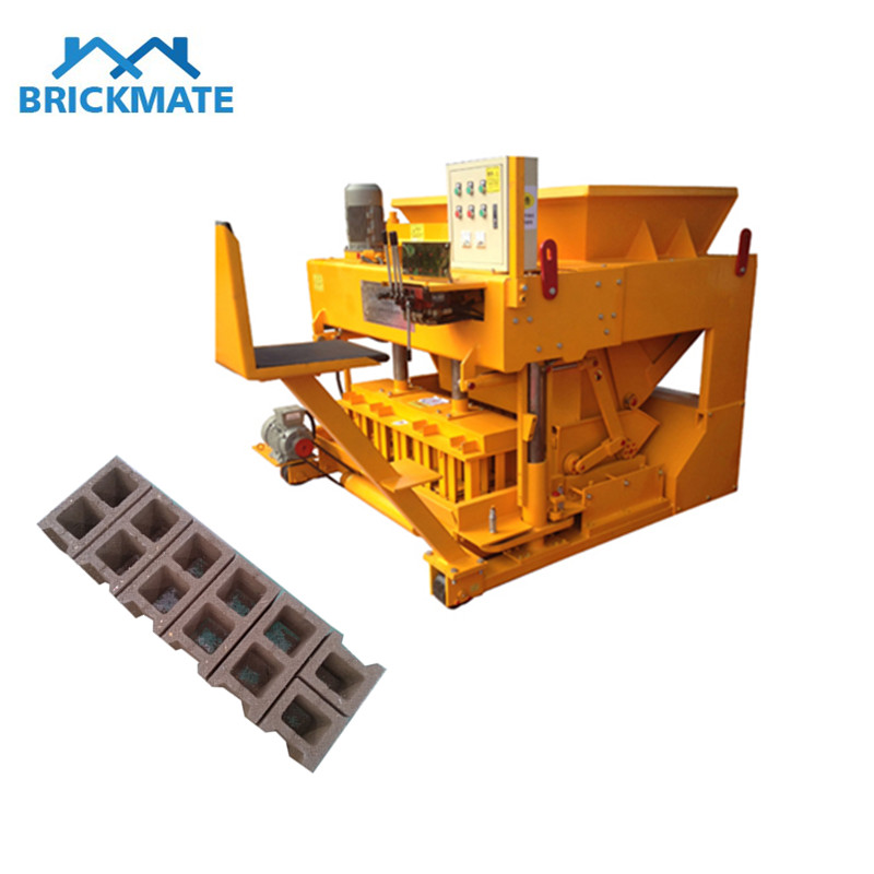 QTM6-30 Mobile block making machine Featured Image